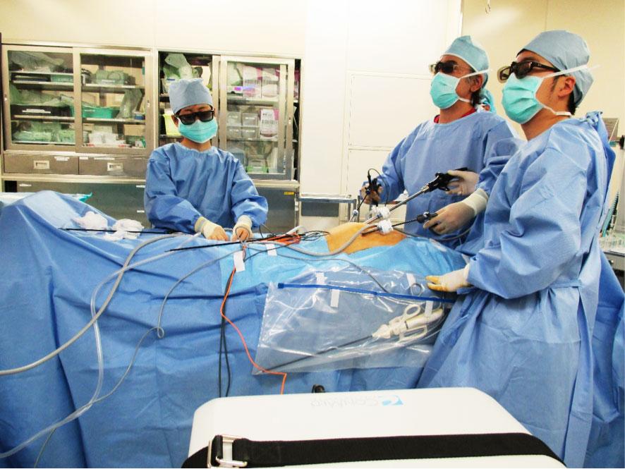 内視鏡外科手術